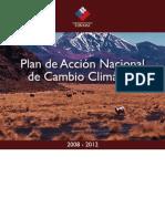 Plan Nac Cc Chile 2008 2012