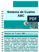 Sistema de Custeio ABC