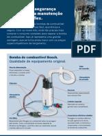 Bosch Bombas de Combustivel Flex