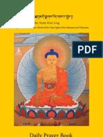 Rigdzin Prayer Booklet 2011