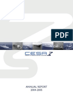 CESA Annual Report 2004- 2005