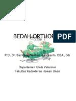 Bedah Orthopedi UB