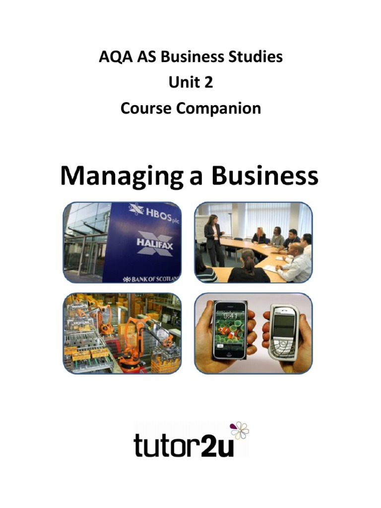 AQA as Business Unit 2 Course Companion   Profit (Accounting)   Credit  (Finance)