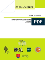 2011 SUREC Working Paper Godzimirski Nordic Energy and Ukraine