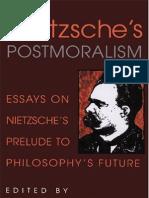 Nietzsche's Post Moral Ism
