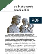 Femeia în societatea romană antică