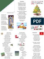 Poemas Tradições de Natal