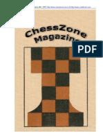 ChessZone Magazine, 1 (2007)