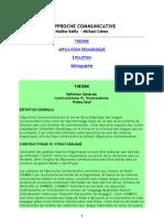 l'Approche Communicative Document