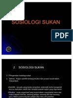 sosiologi sukan