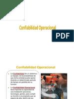 1.- Confiabilidad Operacional