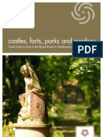 castles, forts, parks and gardens - Travel back in time to the Royal Route in Niedersachsen