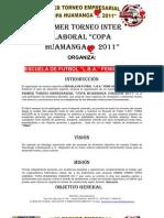 Primer Torneo Inter Laboral