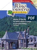Spotlight's Wine Country Guide January 2012
