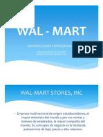 Competir y Prosperar Al Estilo Wal - Mart