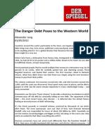 The Danger of Debt