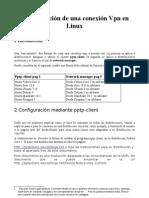 Manuales UCM-VPN Linux