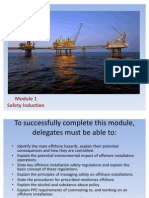 Module 1 Safety Induction 1