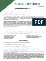 BIOQUÍMICA CLÍNICA - parte 1