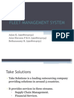 Fleet Management System 3