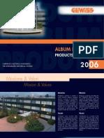 Gewiss - Product Album 2006