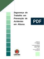 2003--Nr 18 Seguranca Do Trabalho Em Prevencao de Acidentes Em Altura