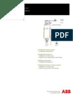 ABB Installation Suggestion Fieldbus