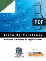 Lista Telefones Comarcas ES 2011