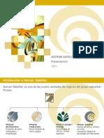 Presentacion Astrum Satelital 2011 PDF