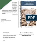 Estructura de la Exclusión Hídrica