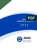 Informe ANAC - Cierre año 2011