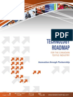 CTT Group 2008-1 Technology Roadmap for the Canadian Textile Industry