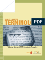 Allys Guide to Terminology