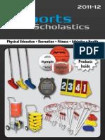 Sports Scholastics Catalog