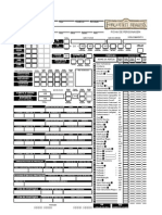 Ficha D&D 3.5-Druida