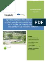 Diagnostico Social Parque Cantarrana