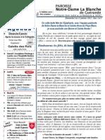 Bulletin NDLB 120108