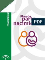 Plan de Parto Junta de Andalucía