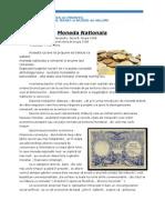 Moneda Nationala a Romaniei