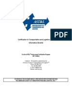 CTL Information Booklet 2011