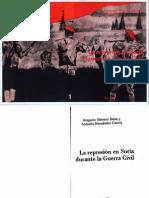 La represión en Soria durante la Guerra Civil, vol. 1 (parte 1 de 5)