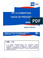 NR13 - VASOS DE PRESSÃO