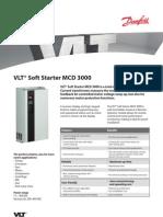 Danfoss MCD3000 brosura