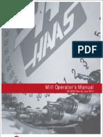 Mill Operator's Manual