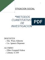 Guía Nº4 METODOS CUANTITATIVOS