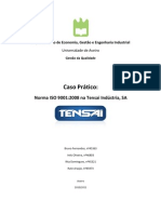 ISO 9001 - Tensai Finalissimo