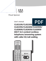 Cl82509 Manual USA i6