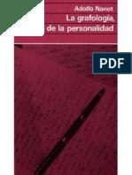 GRAFOLOGIA Espejo de La Personal Id Ad