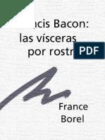 55886540 BOREL FRANCE Francis Bacon Las Visceras Por Rostro(1)