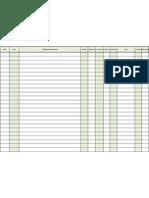 Title Opinion Log Sheet